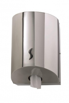 "Dispenser ""Brinox Spiral"" Colore: Inox Aisi 304 brillante"